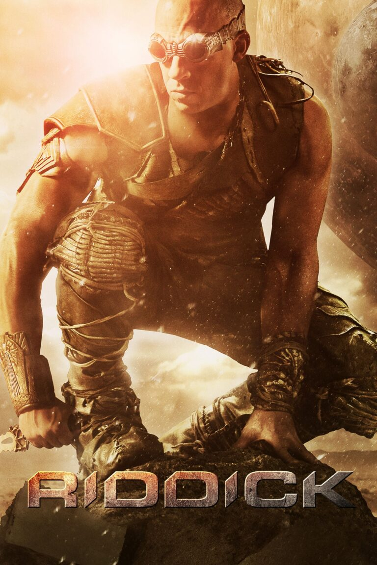 """Poster for the movie """"Riddick"""""""