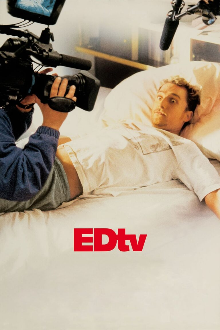 """Poster for the movie """"Edtv"""""""