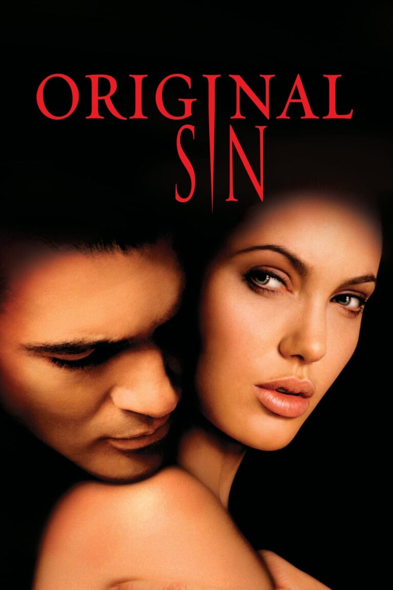 """Poster for the movie """"Original Sin"""""""