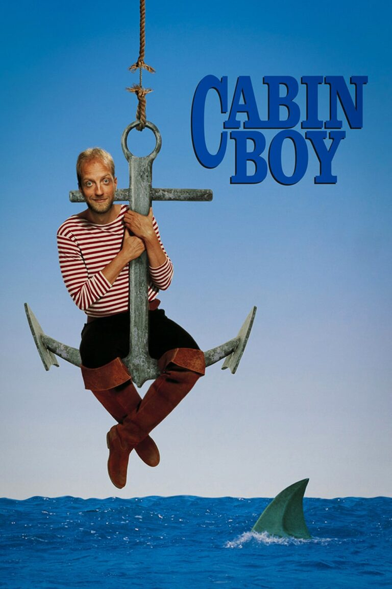 """Poster for the movie """"Cabin Boy"""""""
