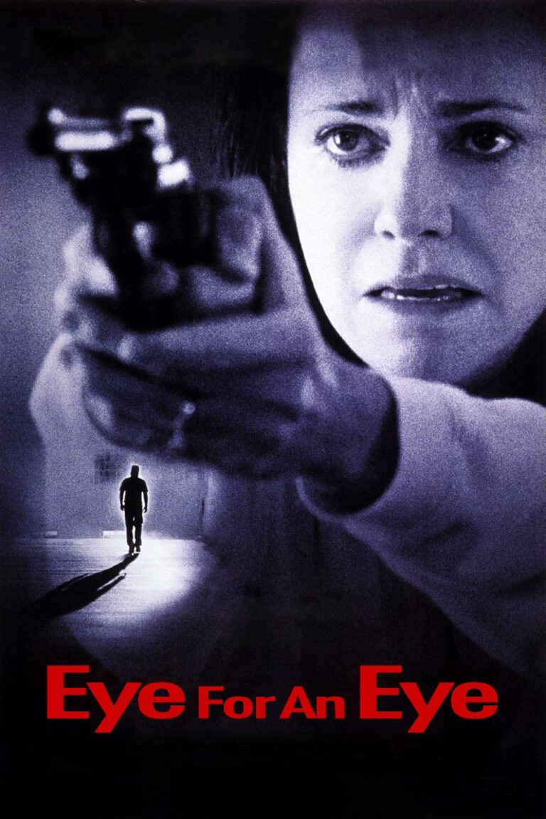 "Poster for the movie ""Eye for an Eye"""
