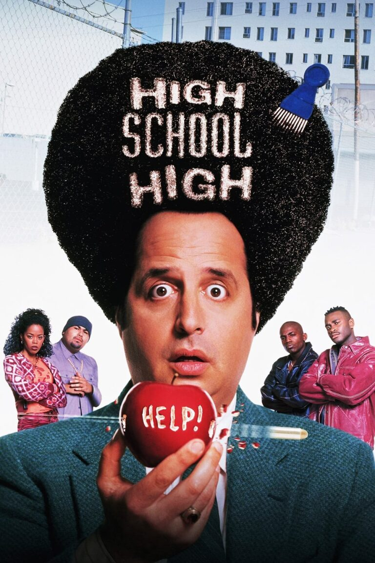 """Poster for the movie """"High School High"""""""