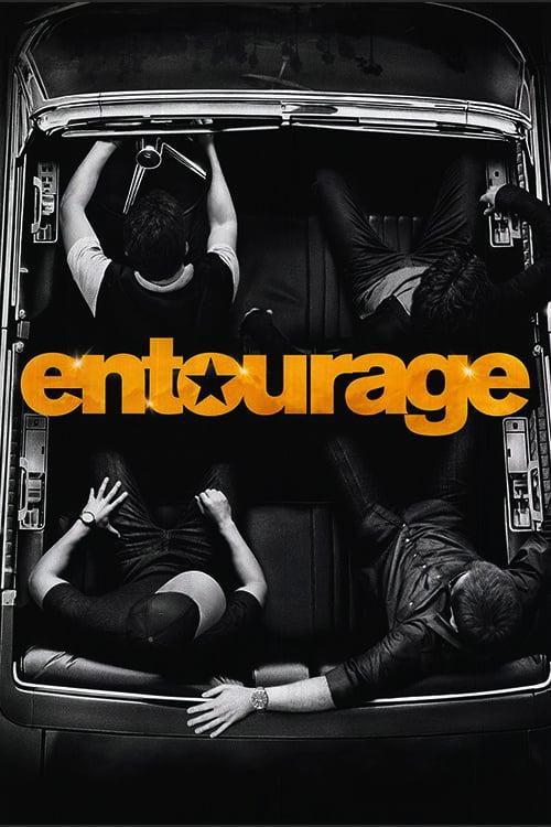 "Poster for the movie ""Entourage"""
