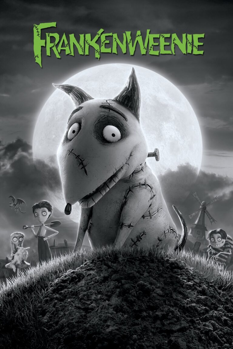 """Poster for the movie """"Frankenweenie"""""""