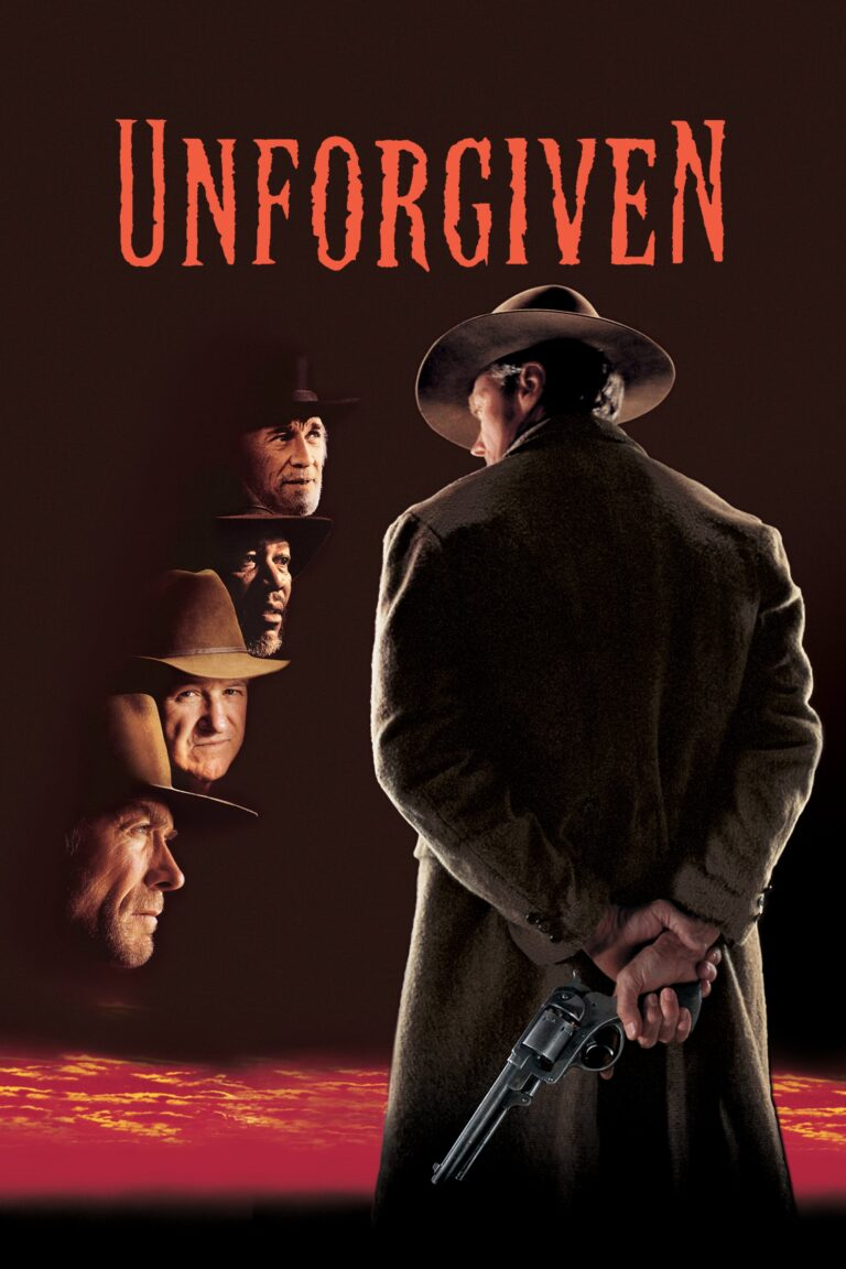 """Poster for the movie """"Unforgiven"""""""