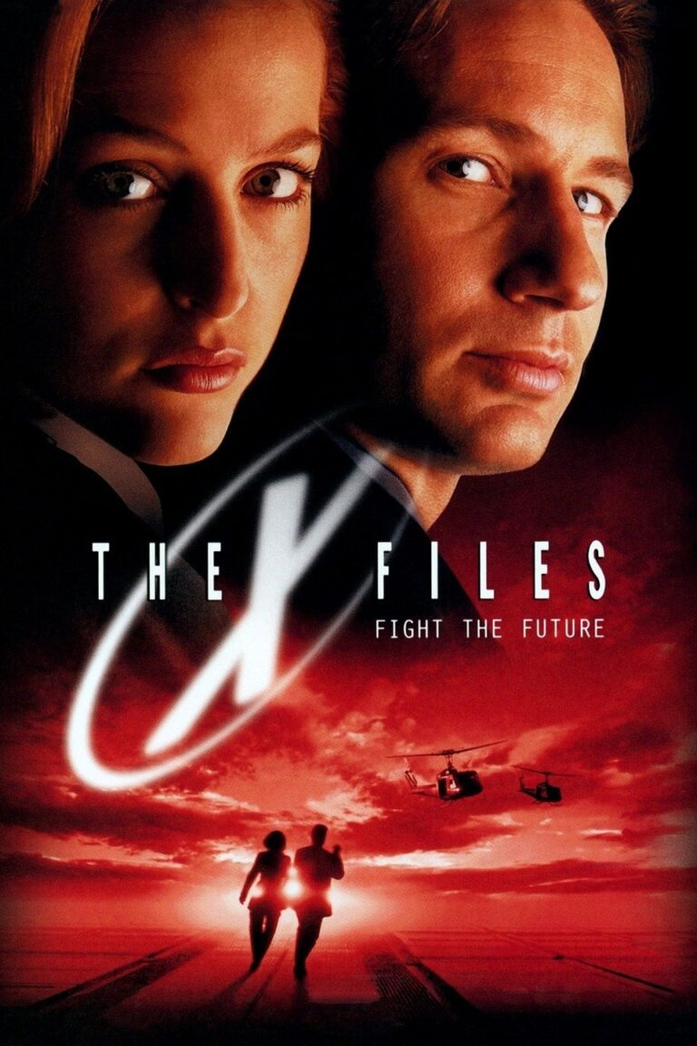 """Poster for the movie """"The X Files"""""""