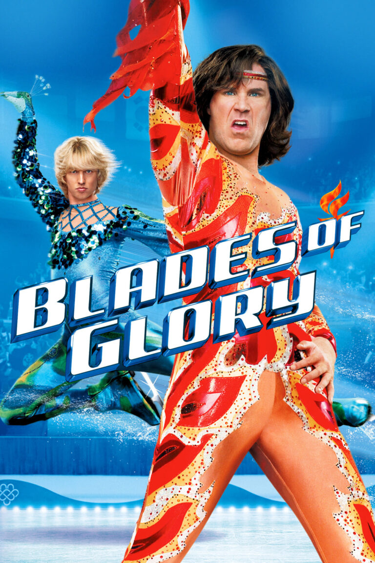 "Poster for the movie ""Blades of Glory"""
