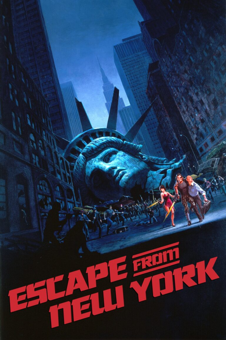 """Poster for the movie """"Escape from New York"""""""