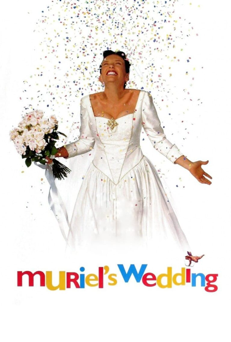 """Poster for the movie """"Muriel's Wedding"""""""