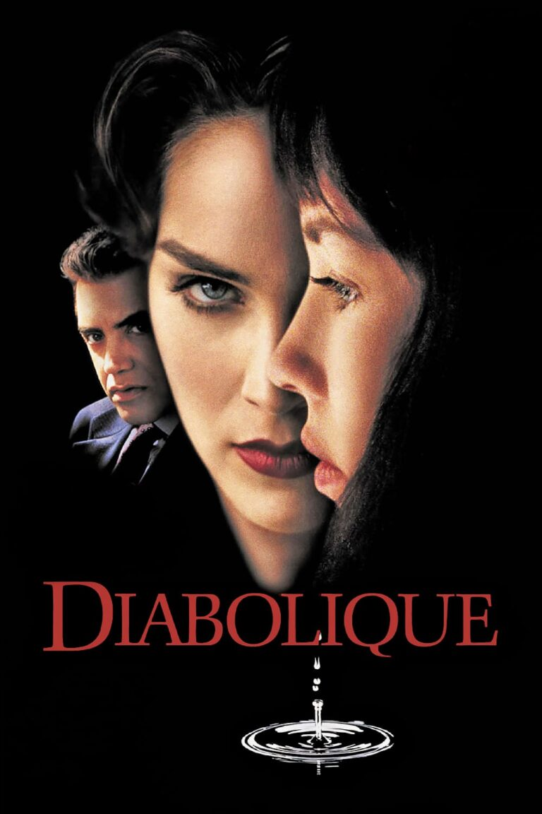 "Poster for the movie ""Diabolique"""