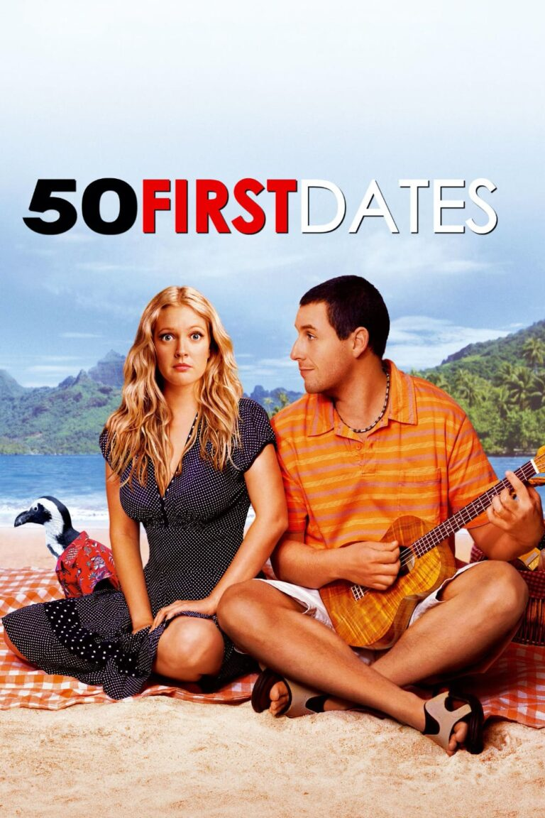 """Poster for the movie """"50 First Dates"""""""