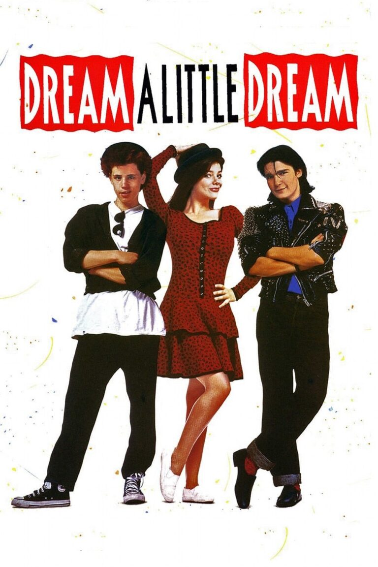 """Poster for the movie """"Dream a Little Dream"""""""
