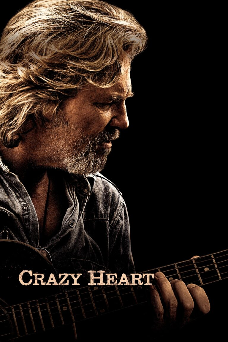"""Poster for the movie """"Crazy Heart"""""""