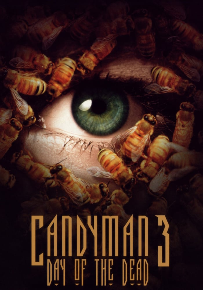 """Poster for the movie """"Candyman: Day of the Dead"""""""