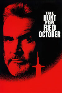 "Poster for the movie ""The Hunt for Red October"""