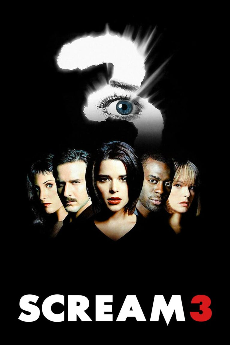 """Poster for the movie """"Scream 3"""""""