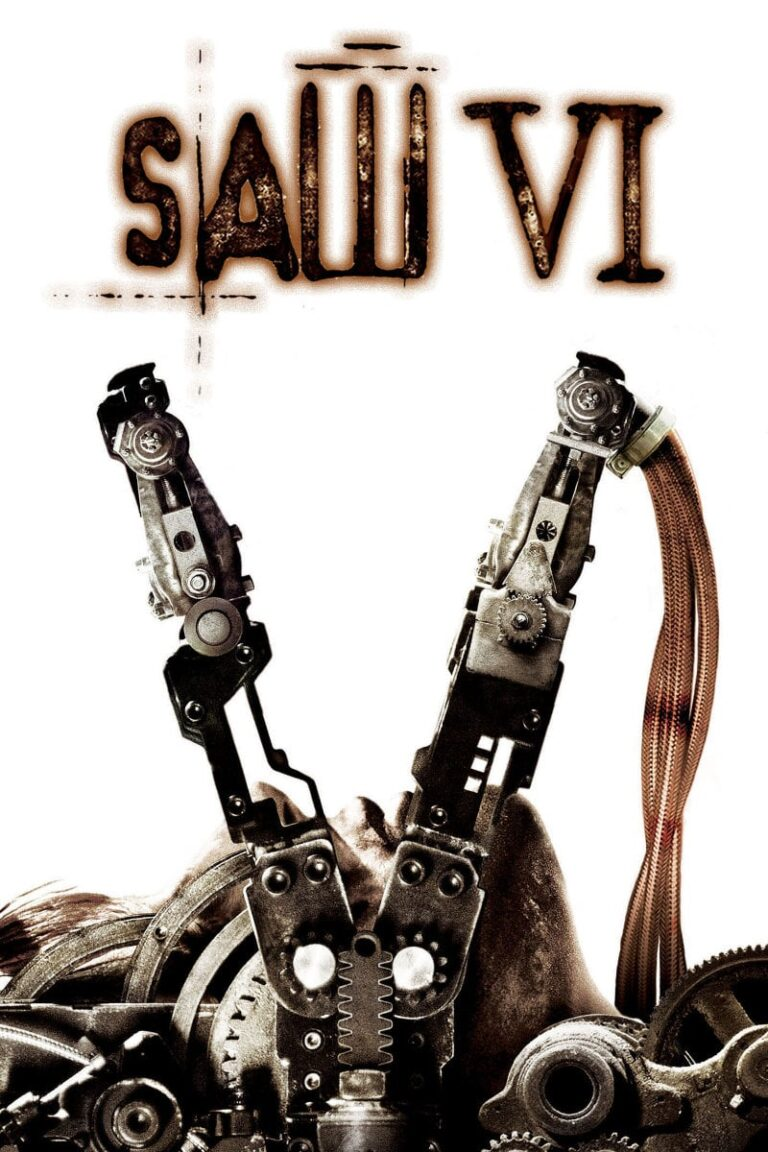 """Poster for the movie """"Saw VI"""""""