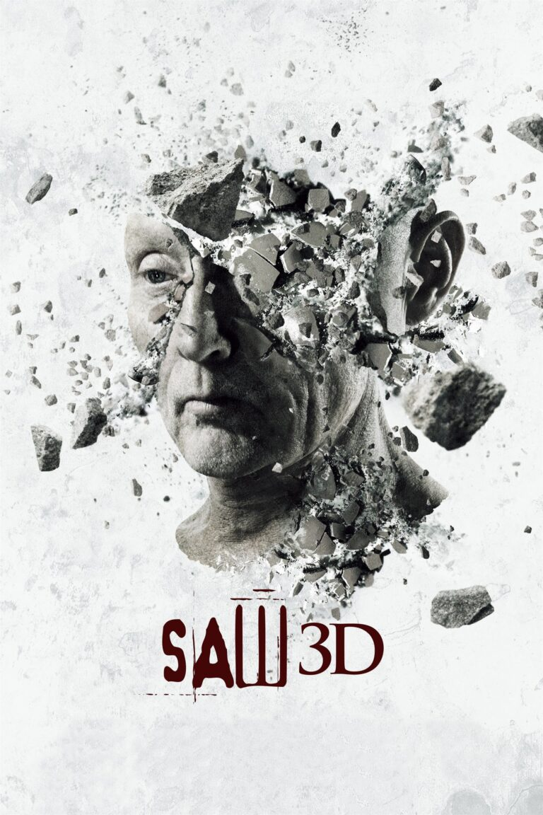 """Poster for the movie """"Saw 3D"""""""