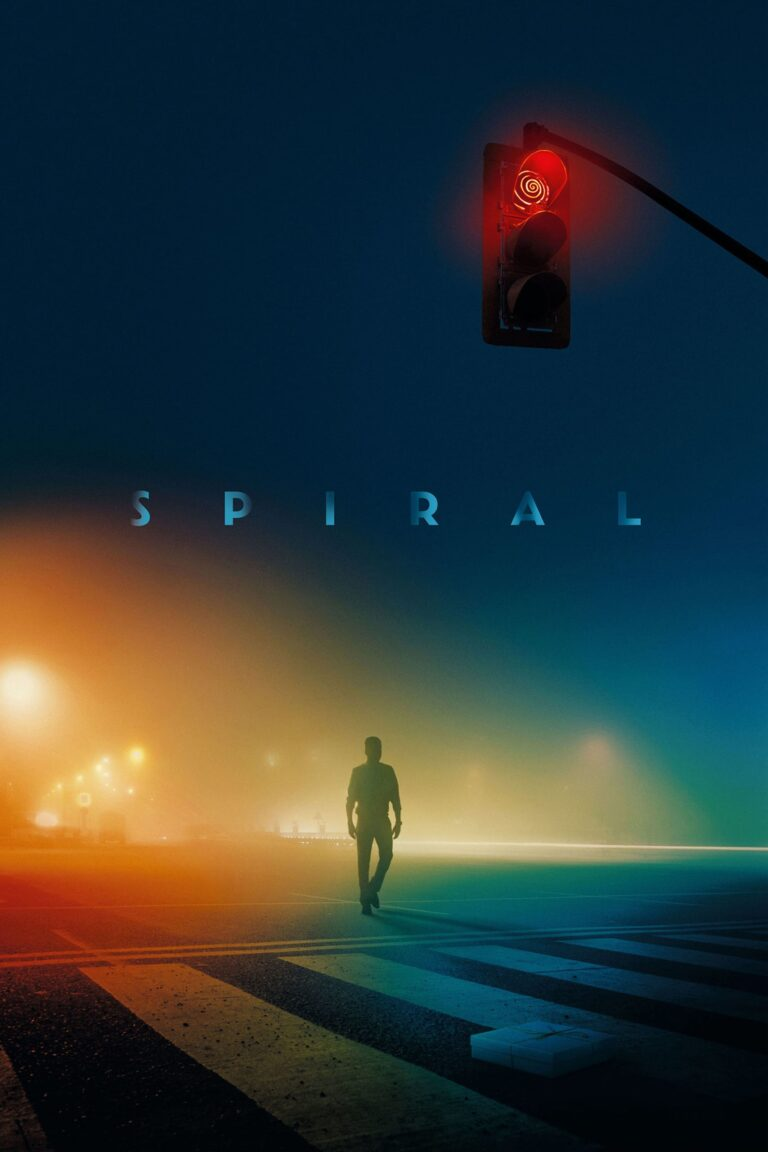 """Poster for the movie """"Spiral: From the Book of Saw"""""""