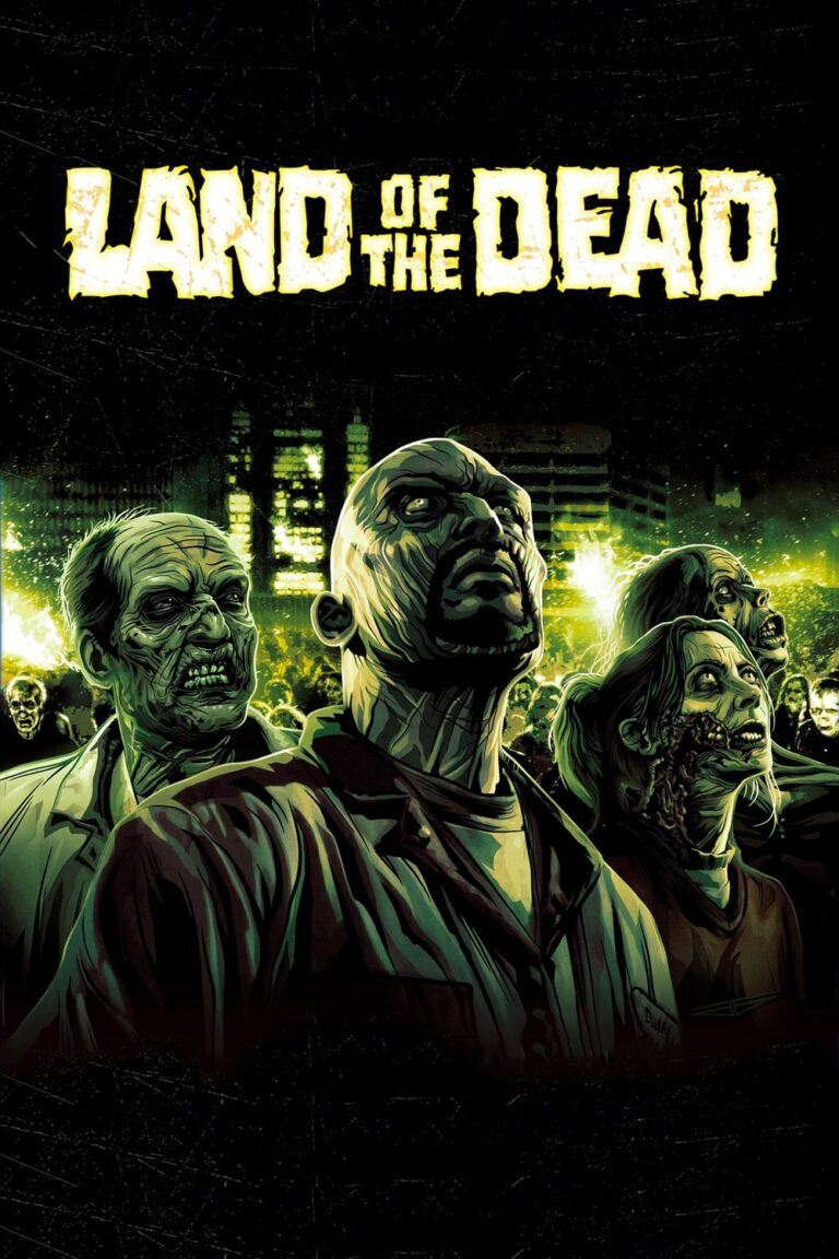 """Poster for the movie """"Land of the Dead"""""""