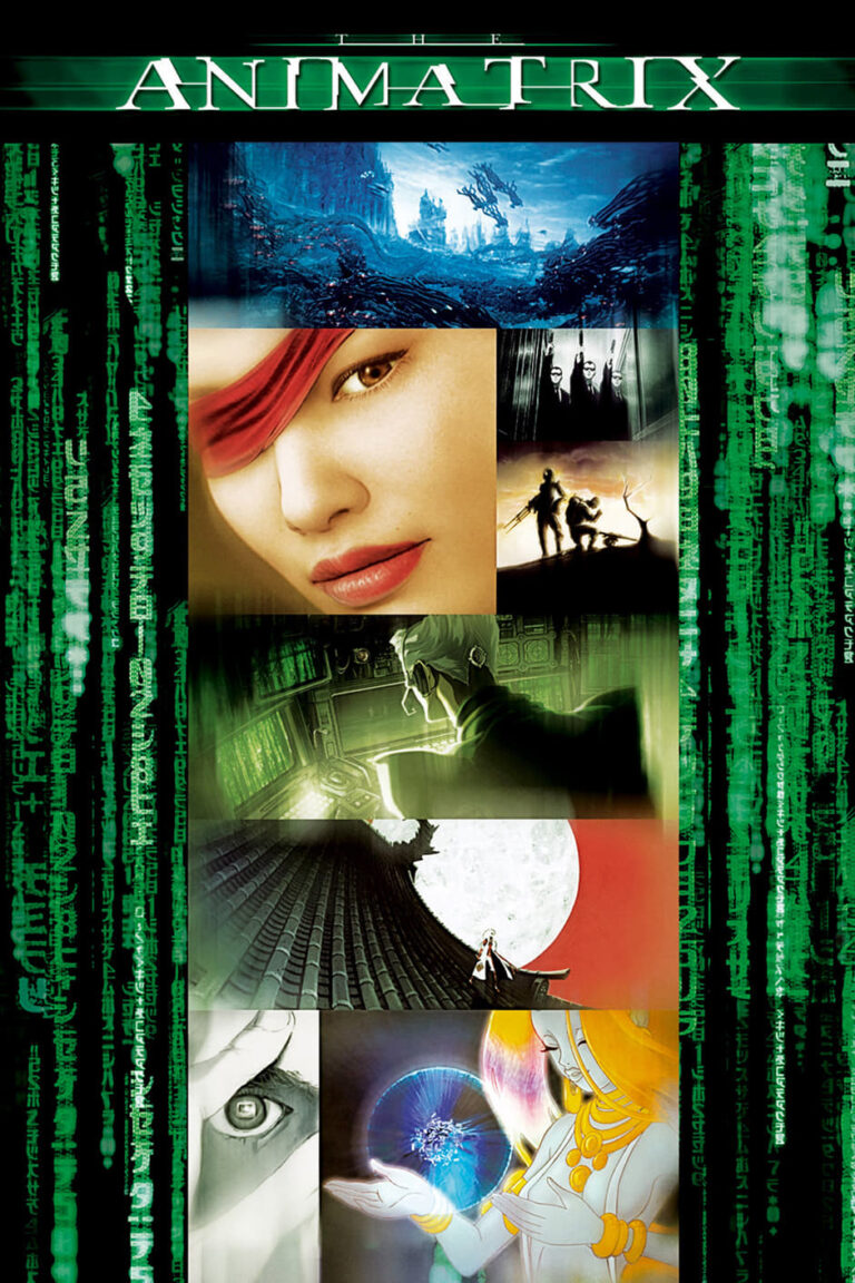"""Poster for the movie """"The Animatrix"""""""