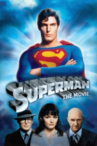 """Poster for the movie """"Superman"""""""
