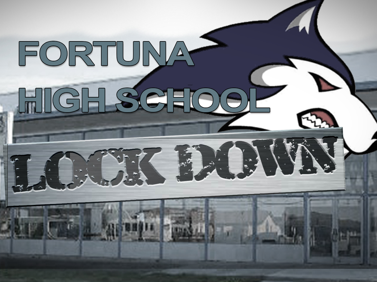 Fortuna High School Students React To Snapchat Threat