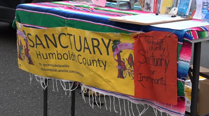 Did you know that Humboldt County is a sanctuary county? - KIEM-TV   Redwood News