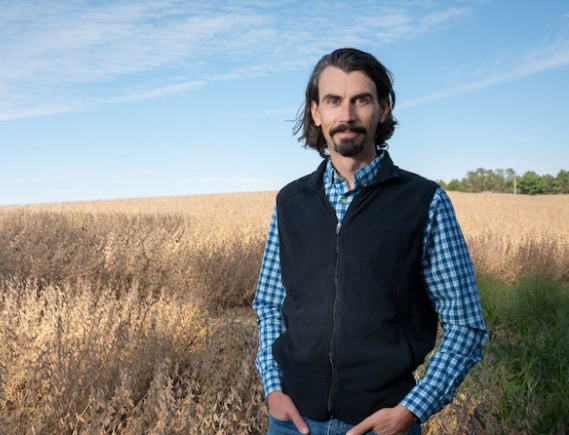CARBON CAPTURING BUZZ TURNS INTO STACKED PAYMENTS FOR FARMERS. FARMERS ARE GETTING PAID FOR CAPTURING CARBON, IMPROVING WATER QUALITY, AND MORE.