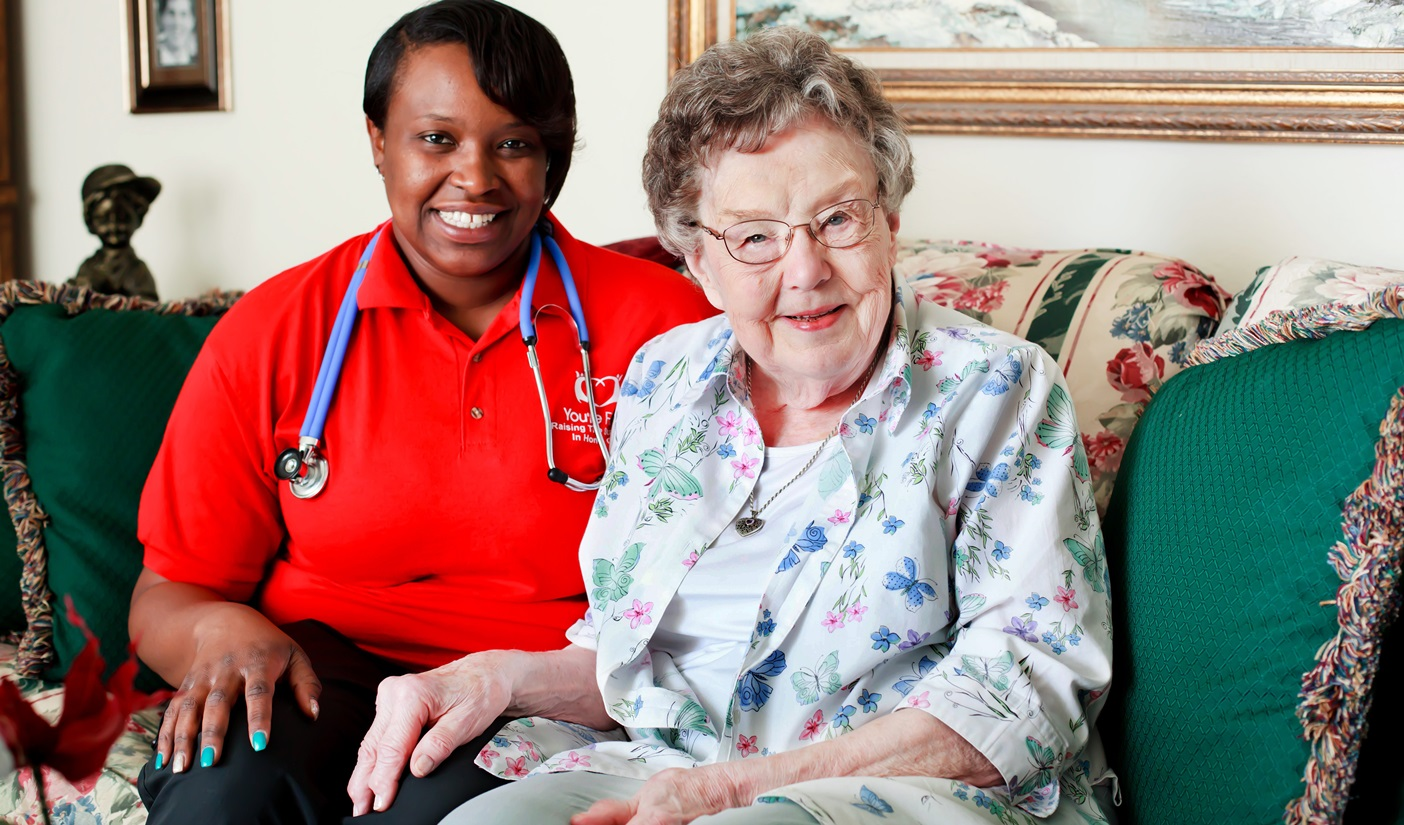 The 5 fundaments of caring for someone with Dementia