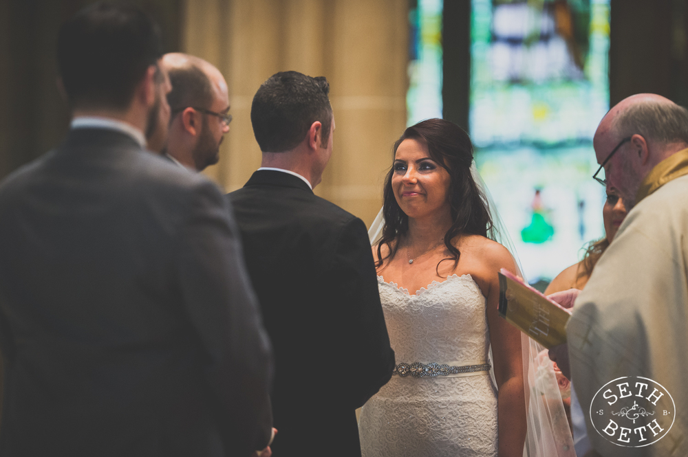 Athletic Club Wedding Photographers