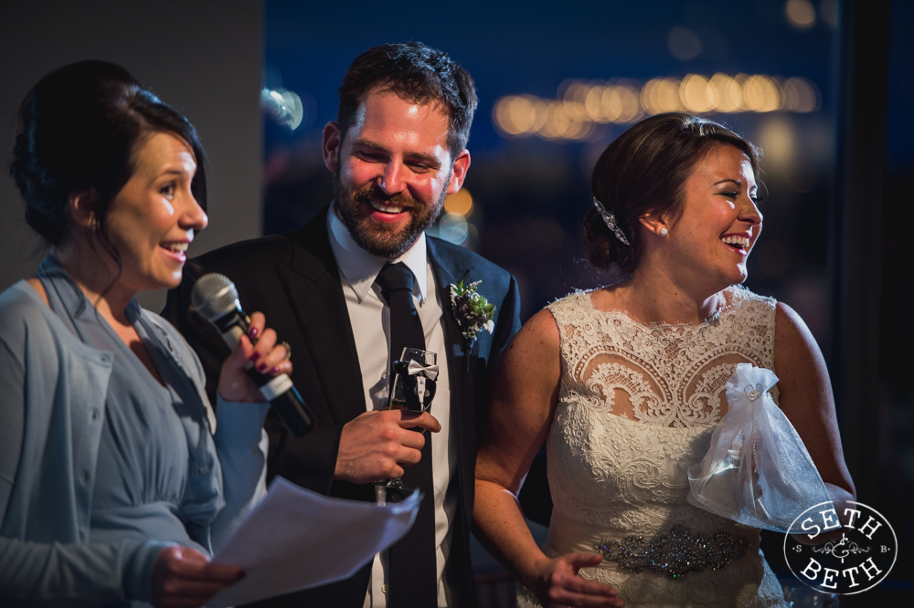 Ivory Room Wedding and St. Joseph Cathedral Ceremony in Columbus Oh
