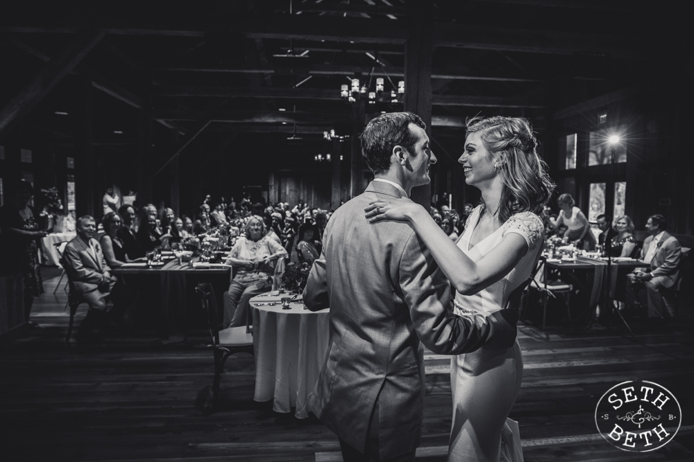 A Wells Barn Wedding at Franklin Park Conservatory