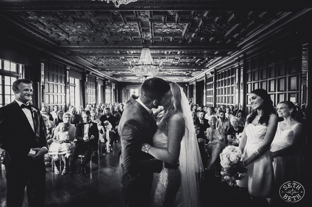 The Athletic Club of Columbus Wedding