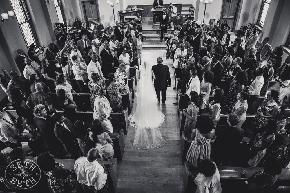 Ohio Village Wedding