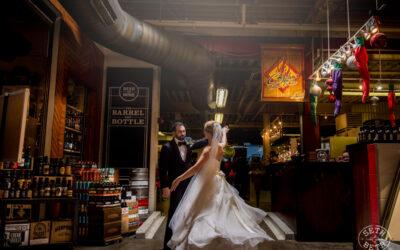 Weddings at Post 4 – Seth and Beth Wedding Photography