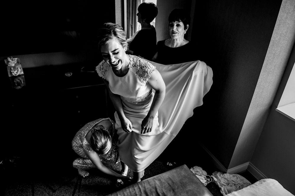 Maggie & Patrick – Athletic Club of Columbus Wedding