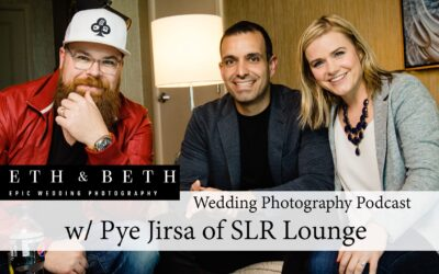A Full Season of Podcasts – Seth and Beth Wedding Photography