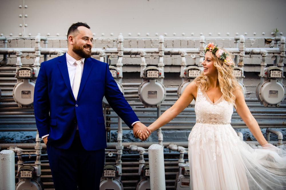 Wedding at Juniper Rooftop – Dock 580 in Columbus, Ohio