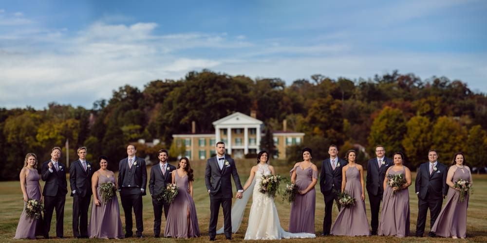 7 Best Fall Ohio Wedding Venues