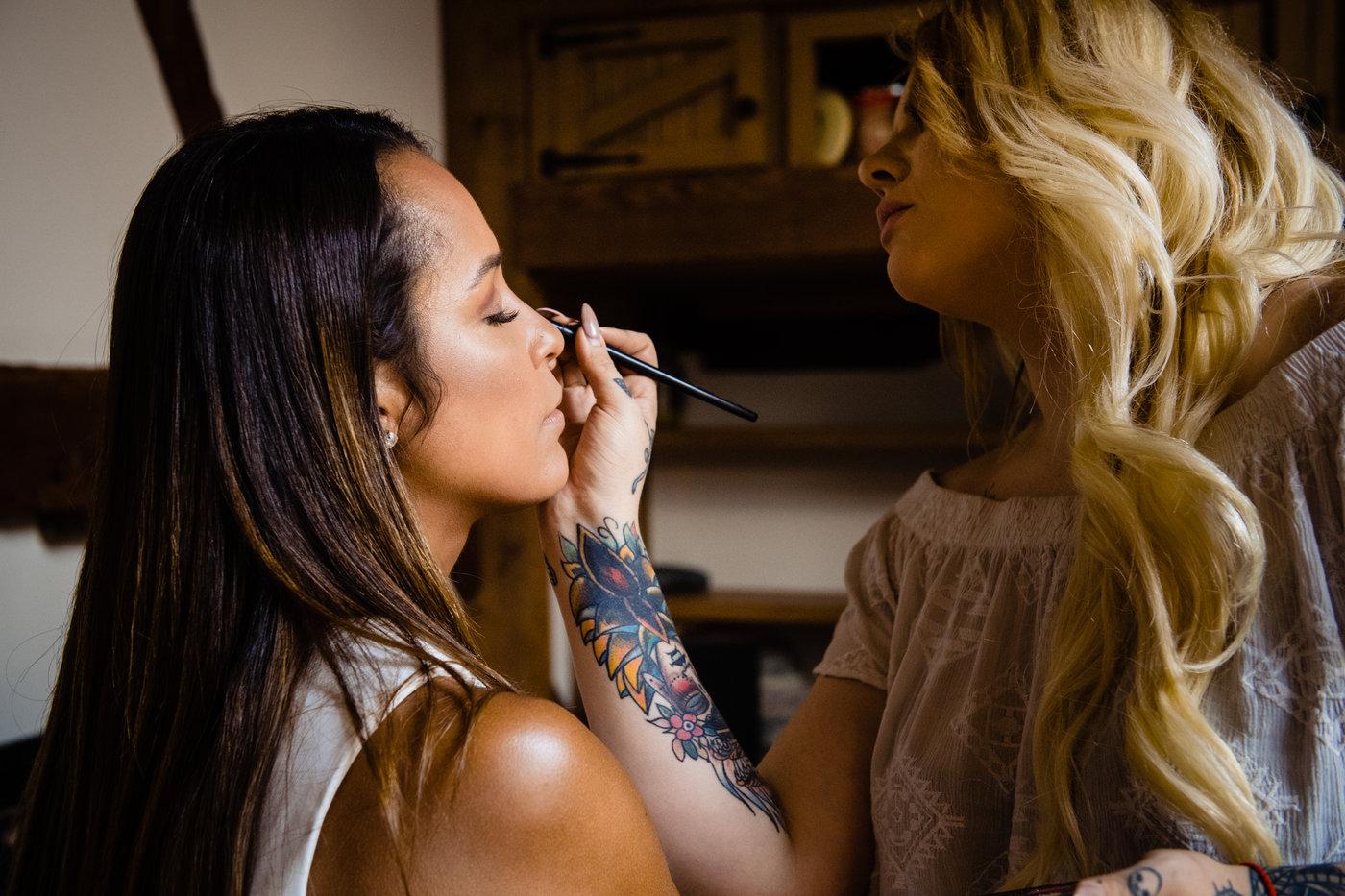 Eye Do Makeup & Hair, LLC. Artist: Amber