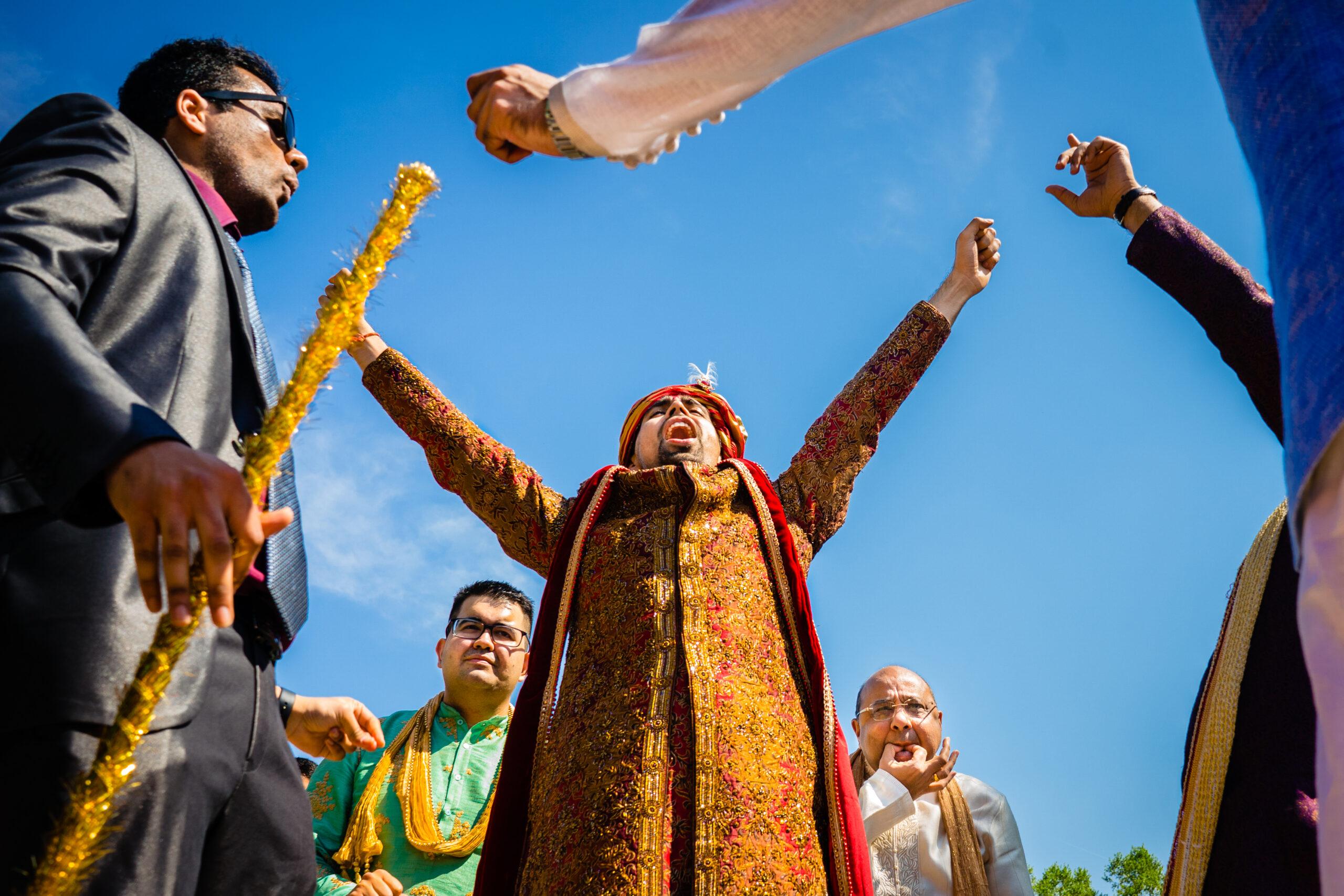 Ohio Indian Wedding Photography