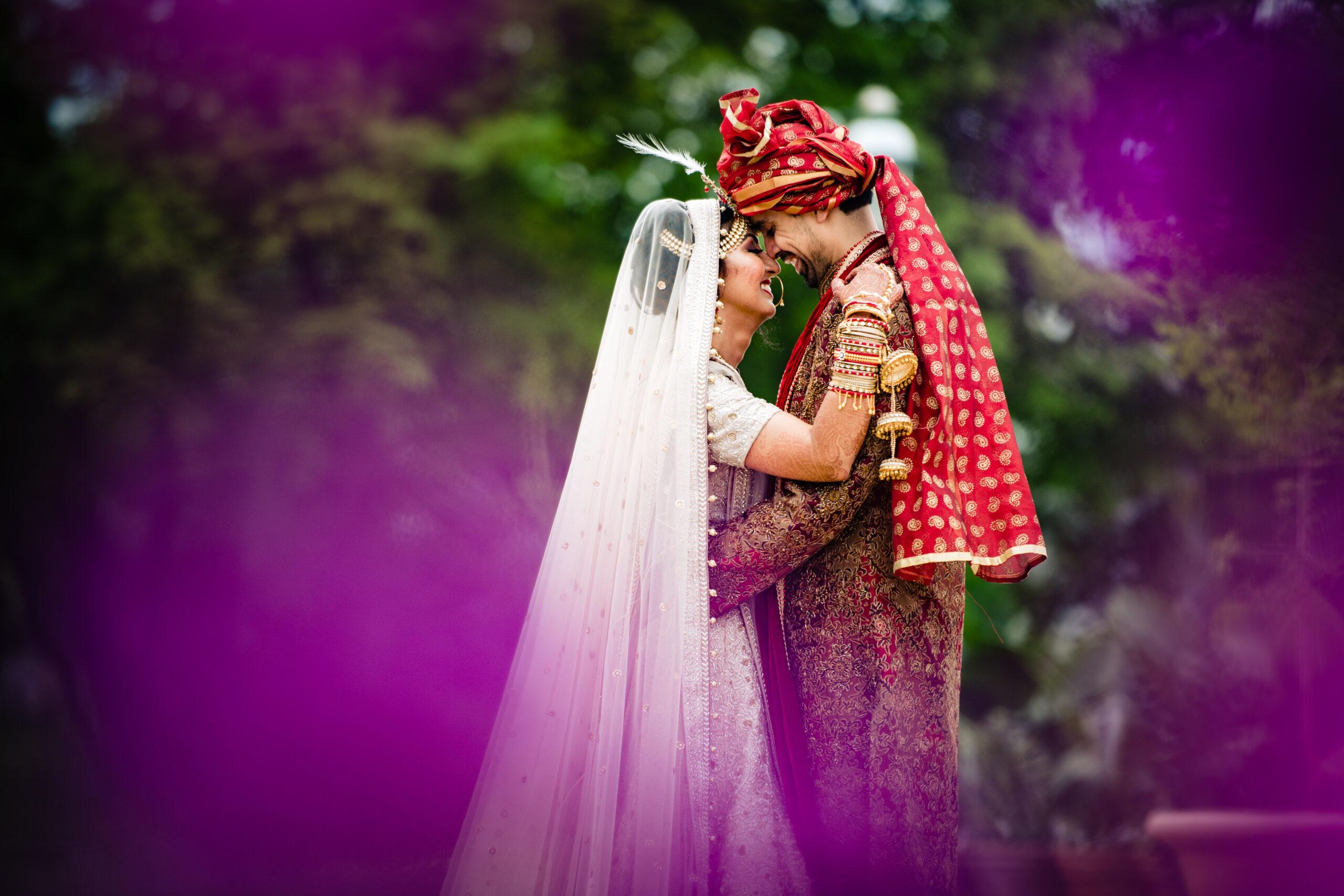 Sonia and Karan