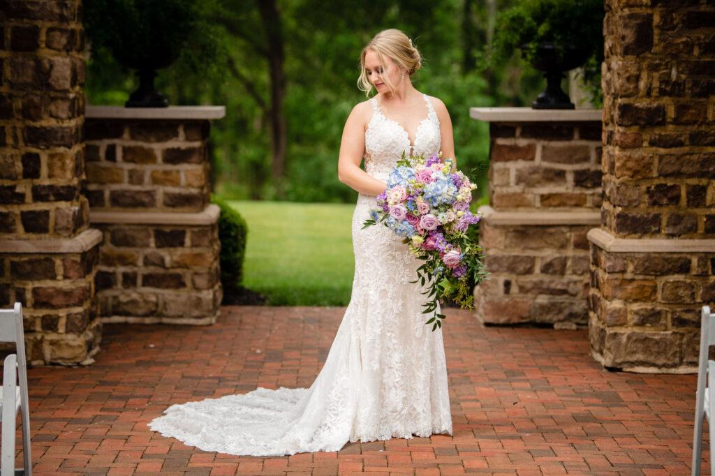 floral at Grove City Wedding Venue