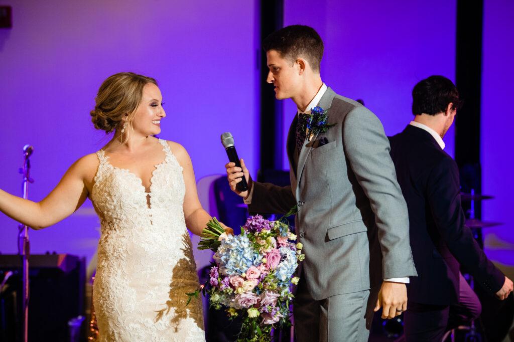reception at Grove City Wedding Venue