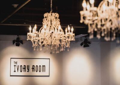Ivory Room Wedding Venue