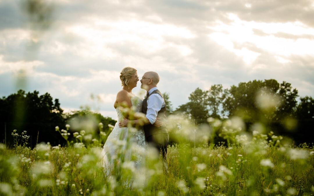 Jorgensen Farms Oak Grove Wedding Ft. Helka and Bill