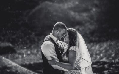 Hocking Hills Intimate Wedding