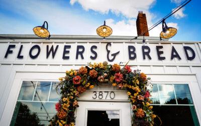 Flowers and Bread Intimate Wedding Venue| Columbus, Ohio