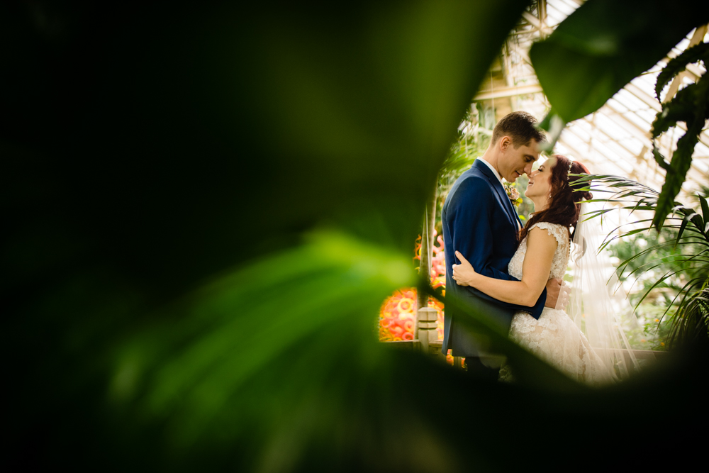 Spring Wells Barn Wedding